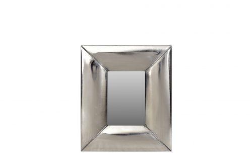 Miroir inox contemporain