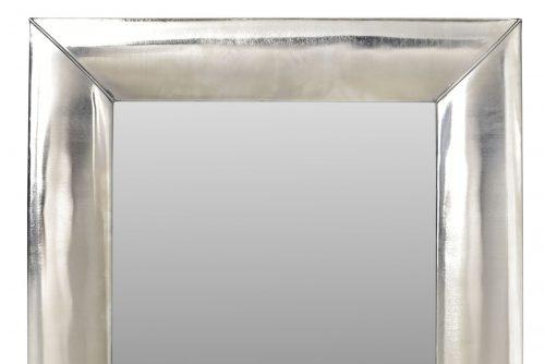 Grand miroir cadre métal