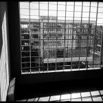 La vue d'un loft new-yorkais décoration style industriel