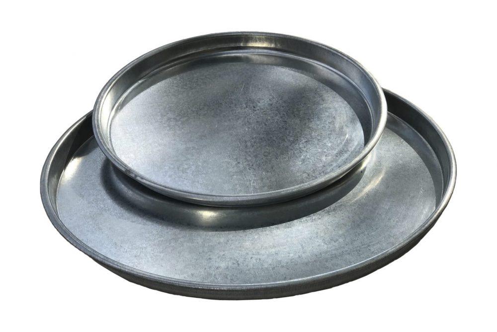 Plateaux bistrot métal