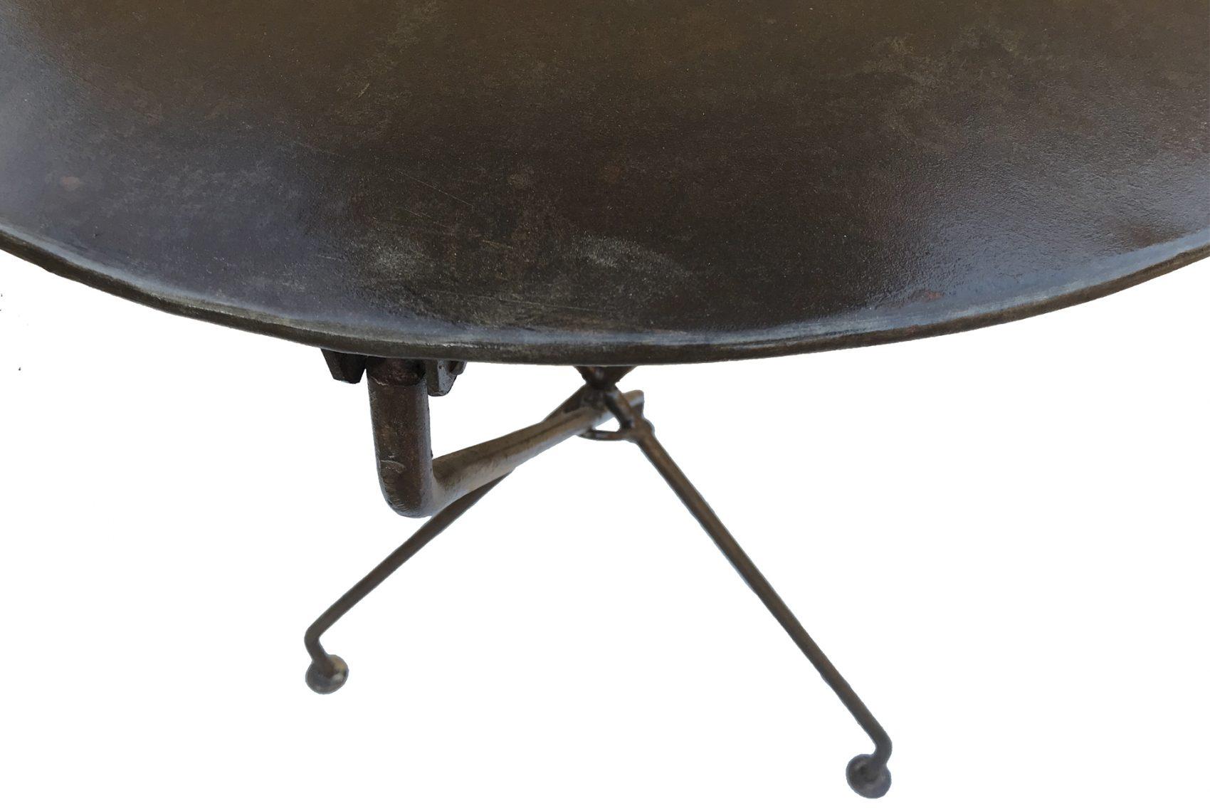 table en métal pliante